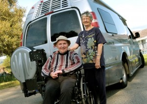 Class B RVs, Part 2 — Eileen & Fred Nickerson: 'Easy to drive, even in downtown traffic'