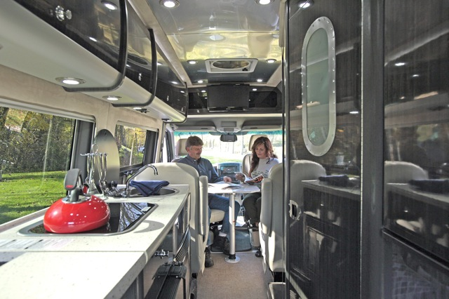 Class B RVs, Part 4 — Thom & Dar Hoch: Downsizing to smaller, more nimble RV