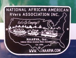 RV Clubs, Part 5: National African American RVers Association = friendship, family fun camping