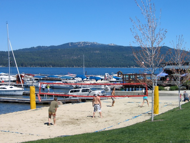 McCall ready for summer, RVers, campers rolling in
