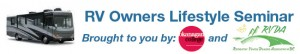Reminder — RV Owners Lifestyle Seminars June 21-24, 2013, in Kelowna BC