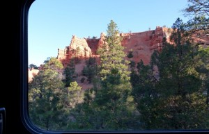 Red Canyon Campground – next to Bryce Canyon Utah