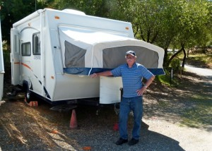 Hybrid trailers, Part # 2 -- 'An easy pull with half-ton pickup'