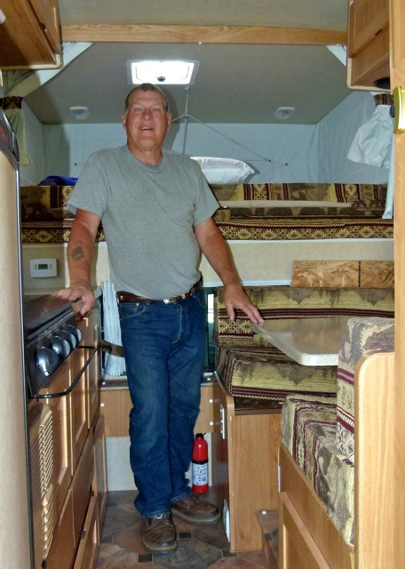 rv wheel life 187 blog archive 187 popup truck campers part