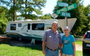 Old friends everywhere in Escapees RV lifestyle