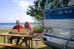 RVing is for Geeks, Part 3 — 'Running a business entirely from an RV'