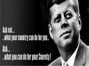 50th Anniversary of Pres. John F. Kennedy's death