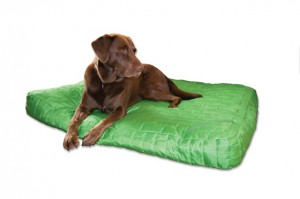 Holiday gift ideas for RVing pets, # 4 — 'Loft Dog Bed and Duvet'