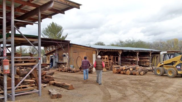 Tumacacori Mesquite Sawmill fascinating, friendly RV Short Stop in southern Arizona