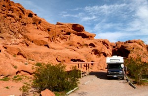 Celebrate New Year's at Valley of Fire State Park