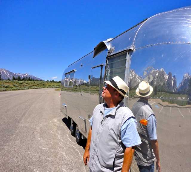 Tim Shephard's 'Restoring a Dream' Part 2 — Deciding to buy a vintage Airstream