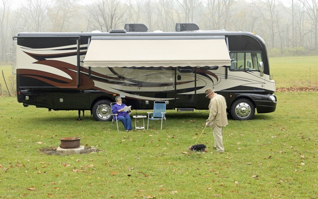 RVing: An American Dream, Part 4 — 'RV shows are like mega malls'