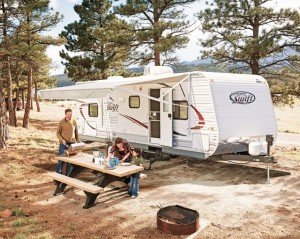 RVing: An American Dream, Part 2 -- 'Lighter weight, more aerodynamic rigs'