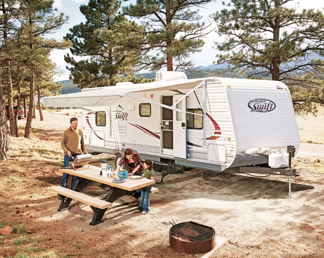 RVing: An American Dream, Part 2 — 'Lighter weight, more aerodynamic rigs'