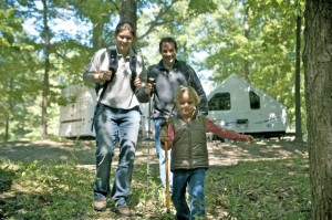 RVing: An American Dream, Part 1 -- 'Spending quality time with family'