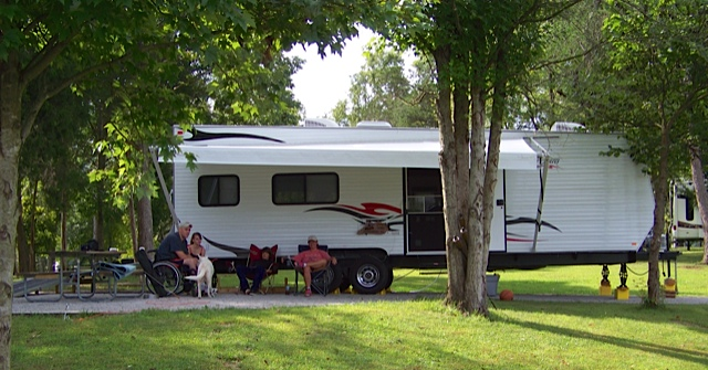 RVing with Special Physical Needs, part 3 — 'Evan and Terri Young, family are avid 4-wheelers'