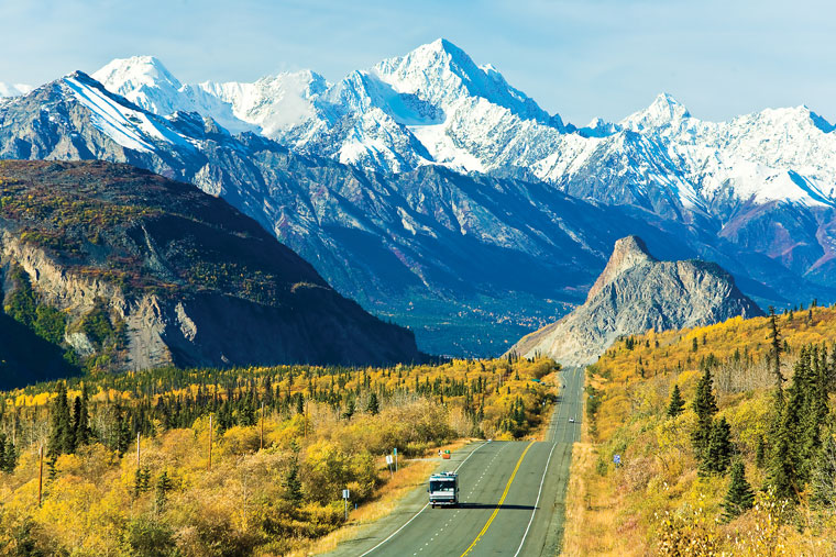 Alaska — the dream journey for adventurous RVers