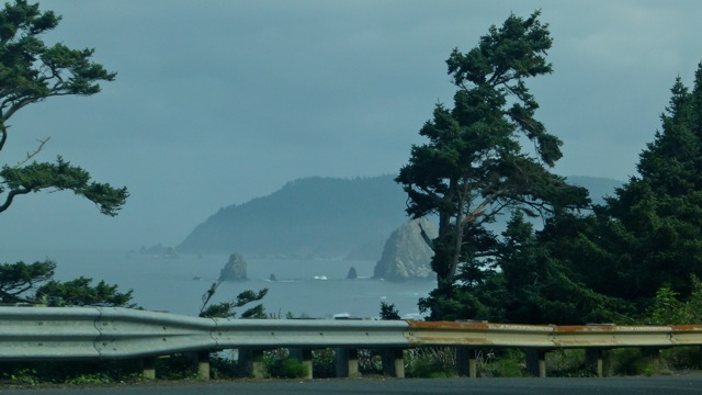 Cannon Beach – drive by