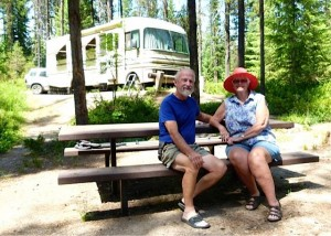 Chuck and Betty Prather split time between Southwest and Pacific Northwest