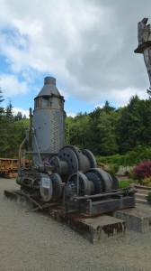 Camp 18 in northern Oregon includes a logging museum, good eats, old friends Diana & Jim Garot