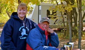 Autumn camping destination #3: Bessey Campground, Nebraska National Forest