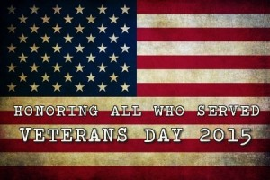 Thank you Vets ... Enjoy your Day, you deserve it ... and much, much more