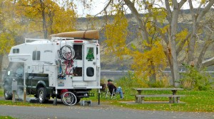 Washington's popular, convenient year-round Maryhill State Park along Columbia River Gorge