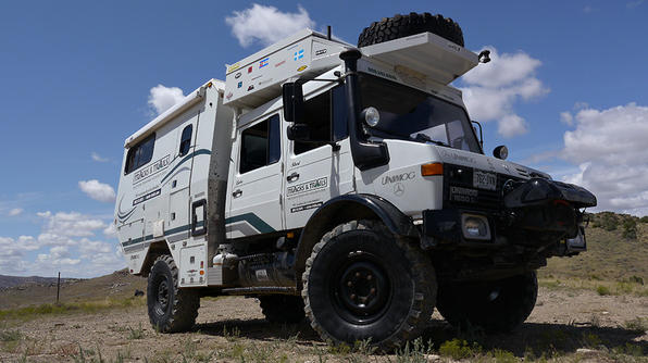 Check out these 'Extreme RVs' … on Travel Channel
