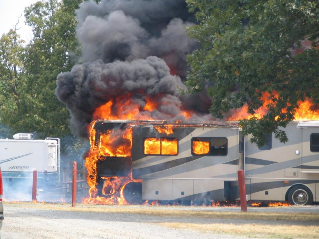 RV safety reminders