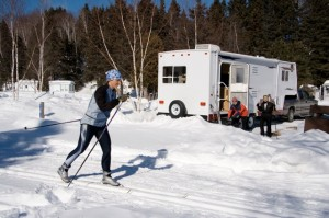 Winter RVing, part 4 -- A handful of cold weather RVing suggestions