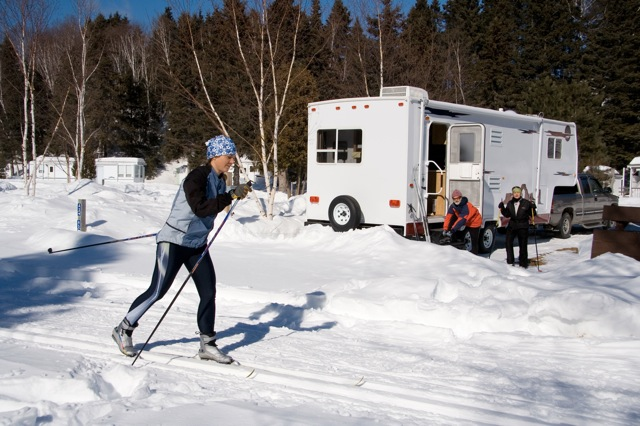Winter RVing, part 4 — A handful of cold weather RVing suggestions