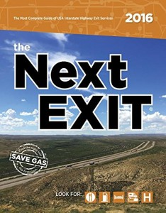 2016 'Next Exit' ... always know what's up ahead
