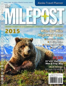 Alaska: Ultimate RV Road Trip, part 3 -- The Milepost, bible of North Country travel