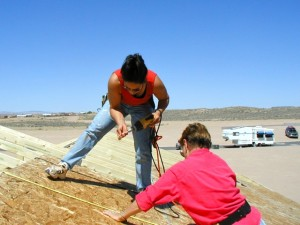 Habitat's RV Care-A-Vanner events ... plus National Women Build Week in May