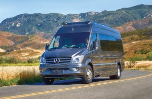 Roadtrek's CS Adventurous gets thumbs up for innovation from MotorHome Magazine