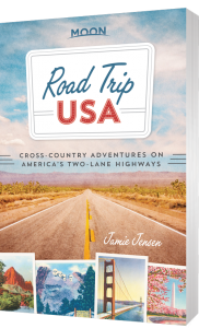 'Road Trip USA' part of our RV traveling library