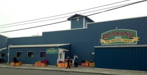 RV Short Stop: Organic cheese maker in Crescent City