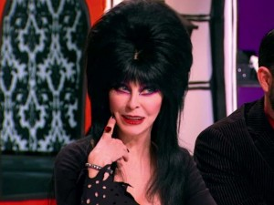 Food Network's 'Halloween Wars' features:  one-time RVer 'Elvira, Mistress of the Dark'