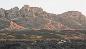 RV snowbird heaven - Catalina State Park, Tucson
