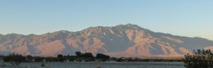 RVer Jimmy Smith's post on 'Early morning in Cocachella Valley,' featured in RV Travel newsletter