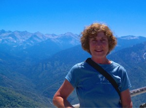 Solo RVer Diana Pace loves hiking National Parks