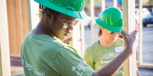 Habitat's International Women Build Week in March & RV Care-A-Vanners