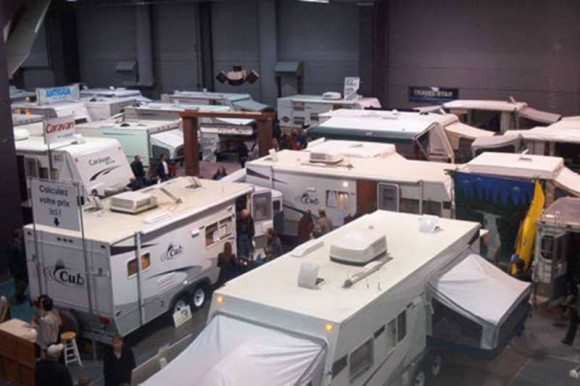 RV shows from Montana to Quebec City, 3/17-4/3