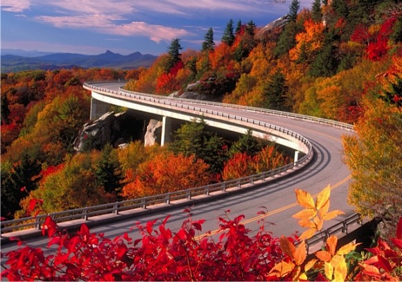+GrandfatherMountainFALL-viaduct -