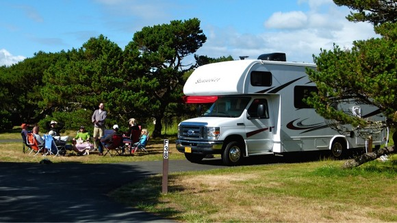 RVing Millennials, part 1: More younger families are hitting the road in recreation vehicles