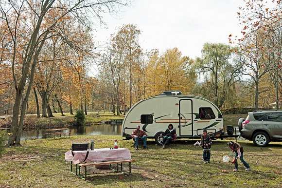 _Fall Afternoon Travel Trailer__RVIA