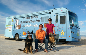 'Top 10 Must-Haves for RVing with Pets' by Amy & Rod Burkert of GoPetFriendly.com