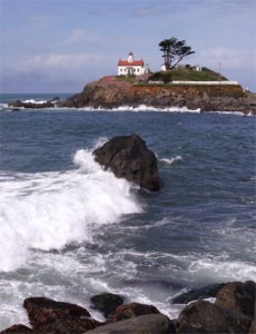 Perfect RV Short Stop for RV travelers along Hwy 101