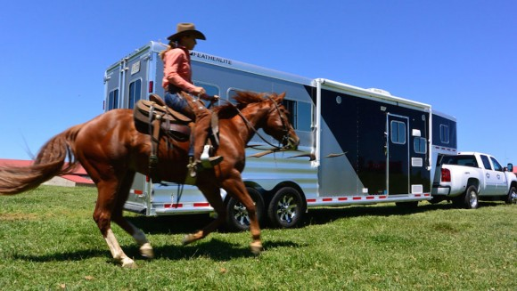 Equine RVs, part 1: Quarters for horses, RVers