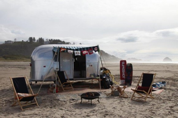 'Beachin' RVs' vintage trailer restoration series premiers on Travel Channel